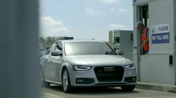2014 Audi A4 Summer of Audi Event TV Spot, 'Nice Performance' - Thumbnail 1