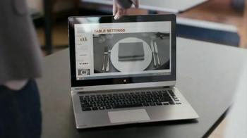 Toshiba Satellite Click Series TV Spot, 'Unleash Yourself' - Thumbnail 6