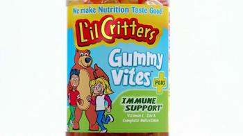 Lil Critters Gummy Vites Plus TV Spot, '#1 Kids' - Thumbnail 3