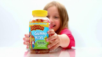 Lil Critters Gummy Vites Plus TV Spot, '#1 Kids' - 6077 commercial airings