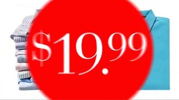 JoS. A. Bank TV Spot, '$19.99 + 50% Off Clearance' - Thumbnail 8