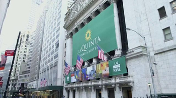 New York Stock Exchange TV Spot, 'La Quinta Inns & Suites' - Thumbnail 1