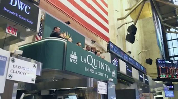 New York Stock Exchange TV Spot, 'La Quinta Inns & Suites' - Thumbnail 6