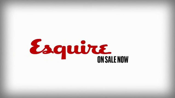 Esquire Magazine August 2014 Issue TV Spot, 'Cameron Diaz' - Thumbnail 9