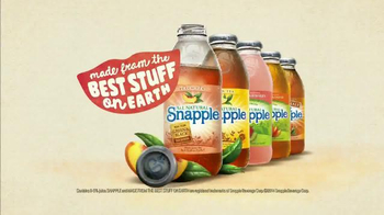 Snapple TV Spot, 'Take Off All Your Caps'  - Thumbnail 10