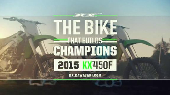 Kawasaki TV Spot, 'The Bike that Builds Champions' - Thumbnail 10