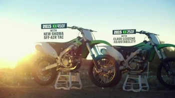 Kawasaki TV Spot, 'The Bike that Builds Champions' - Thumbnail 9