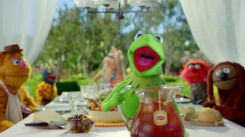 Lipton Iced Tea TV Spot, 'Lipton Helps the Muppets' - Thumbnail 4