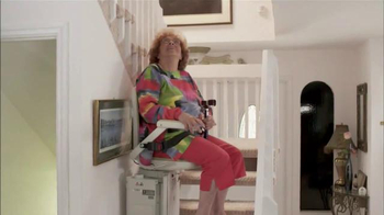Acorn Stairlifts TV Spot, 'Sit, Relax, Ride' - Thumbnail 5