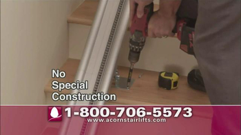 Acorn Stairlifts TV Spot, 'Sit, Relax, Ride' - Thumbnail 7