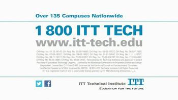 ITT Technical Institute TV Spot, 'Construction' - Thumbnail 9