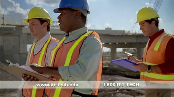 ITT Technical Institute TV Spot, 'Construction'