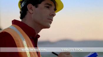 ITT Technical Institute TV Spot, 'Construction' - Thumbnail 4