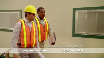 ITT Technical Institute TV Spot, 'Construction' - Thumbnail 5