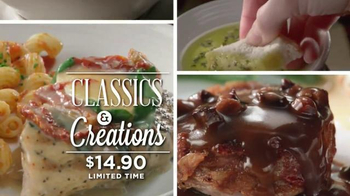 Carrabba's Grill Classics & Creations TV Spot, 'Discover Something New' - Thumbnail 9
