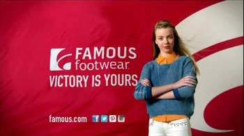 Famous Footwear TV Spot, 'Rockin' Out in Vans' - Thumbnail 9