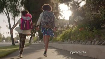 JCPenney Back to School Appreciation Sale TV Spot, 'Lets You Be You'