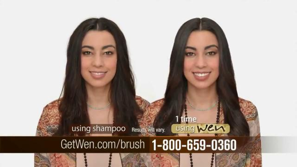 Wen Hair Care By Chaz Dean Starter Kit TV Spot