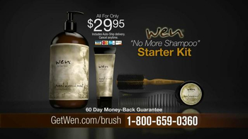 Wen Hair Care By Chaz Dean Starter Kit TV Spot - Thumbnail 10