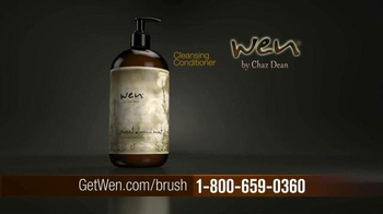 Wen Hair Care By Chaz Dean Starter Kit TV Spot - Thumbnail 7