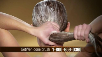 Wen Hair Care By Chaz Dean Starter Kit TV Spot - Thumbnail 8