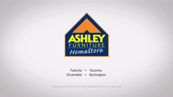 Ashley Furniture Homestore National Sale & Clearance Event TV Spot - Thumbnail 7