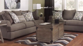 Ashley Furniture Homestore National Sale & Clearance Event TV Spot - Thumbnail 1