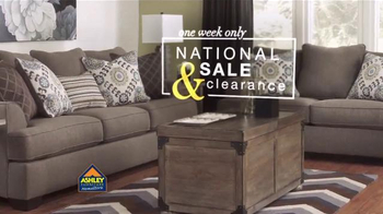 Ashley Furniture Homestore National Sale & Clearance Event TV Spot - Thumbnail 3