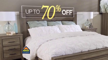 Ashley Furniture Homestore National Sale & Clearance Event TV Spot - Thumbnail 4