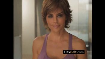 The Flex Belt TV Spot, 'This is the Button' Featuring Lisa Rinna - 190 commercial airings