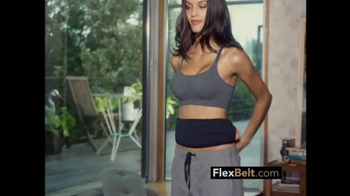 The Flex Belt TV Spot, 'This is the Button' Featuring Lisa Rinna - Thumbnail 8