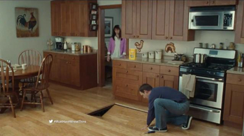 Wheat Thins TV Spot, 'Trap Door'