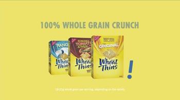 Wheat Thins TV Spot, 'Trap Door' - Thumbnail 6