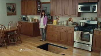 Wheat Thins TV Spot, 'Trap Door' - Thumbnail 4
