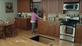 Wheat Thins TV Spot, 'Trap Door' - Thumbnail 5
