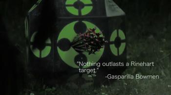 Rinehart Targets TV Spot, 'Outlast' - Thumbnail 4