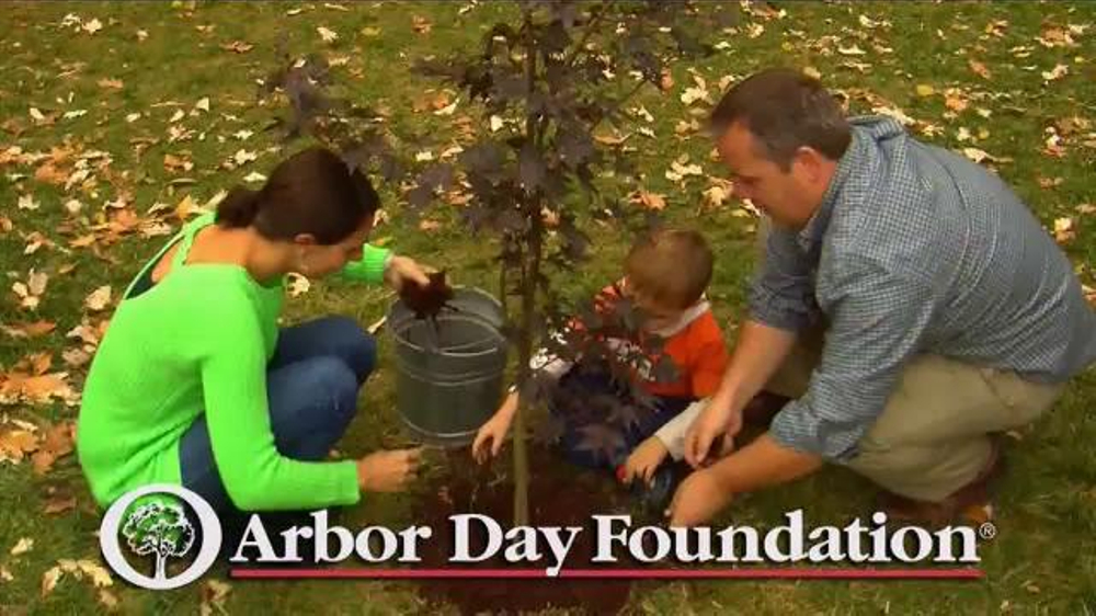 Arbor Day Foundation TV Commercial, 'Your Nature'