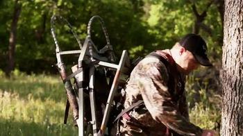 API Outdoors Treestands TV Spot, 'We've Got Your Back' - 158 commercial airings