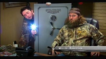Stack-On Safe TV Spot Featuring Willie Robertson - 106 commercial airings