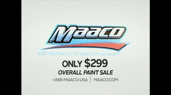 Maaco Overall Paint Sale TV Spot - Thumbnail 10