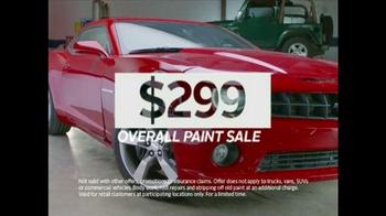 Maaco Overall Paint Sale TV Spot - Thumbnail 5