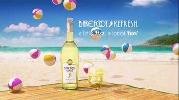 Barefoot Refresh TV Spot, 'Beach Balls'