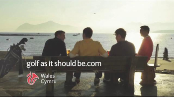 Visit Wales TV Spot, 'Golf As It Should Be' - Thumbnail 10