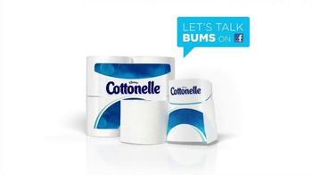 Cottonelle TV Spot, 'Salon-Quality Care...For Your Bum' - Thumbnail 10