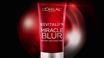 L'Oreal Paris Revitalift Miracle Blur TV Spot, 'You Won't Believe Your Eyes' Featuring Eva Longoria - Thumbnail 3