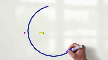 Crayola Visi-Max Dry Erase Markers TV Spot - Thumbnail 4