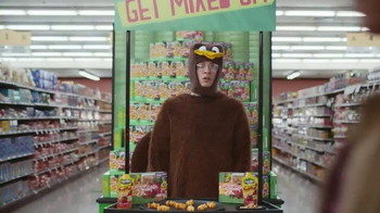 Lunchables Smoothie Kabobbles TV Spot, 'Sample Booth' - Thumbnail 1