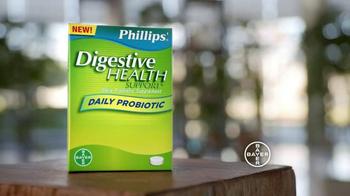 Phillips Digestive Health Support TV Spot - Thumbnail 10