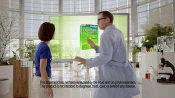 Phillips Digestive Health Support TV Spot - Thumbnail 3
