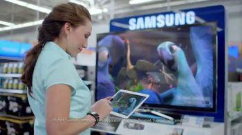 Walmart TV Spot, 'Electronics Department'